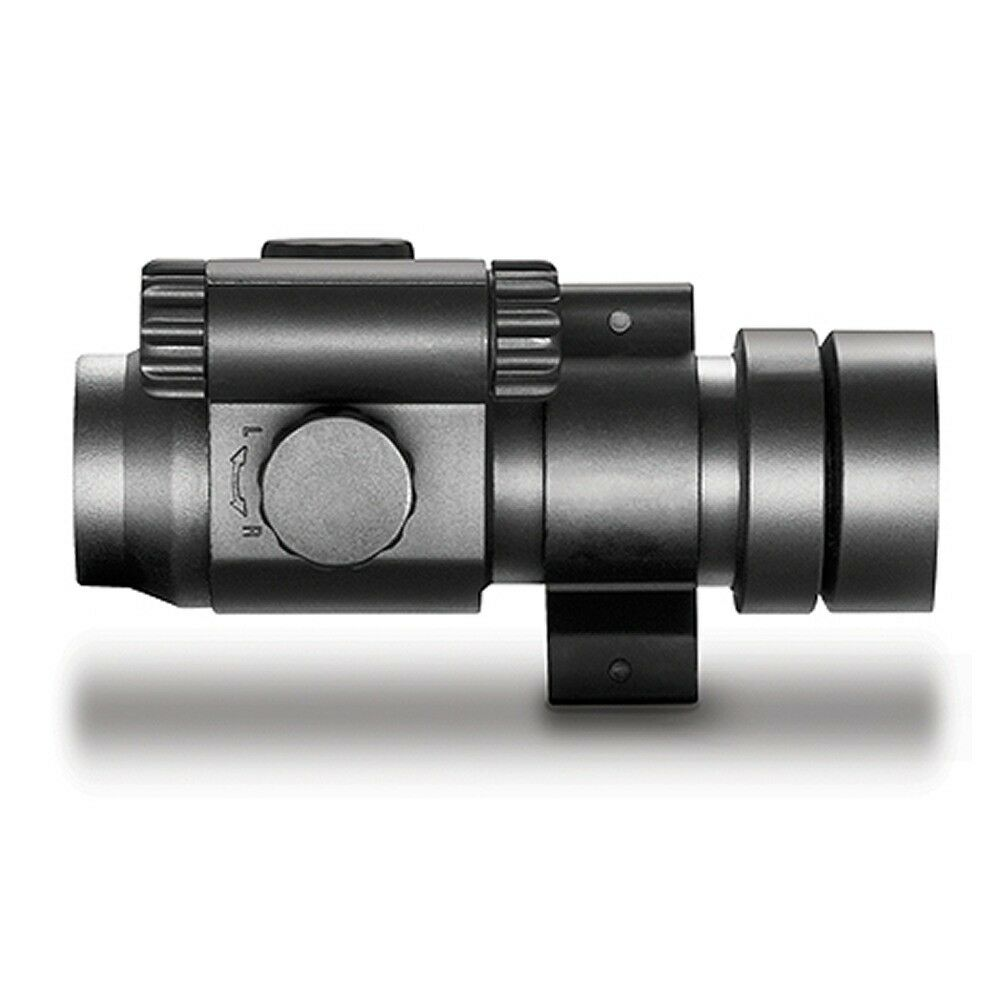 Hawke 1x30 Sport Red Dot sight rifle Scope - 9-11mm + weaver rail mounts 12100