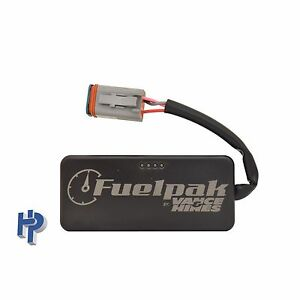 Details about Vance and Hines FP3 66005 Fuelpak Tuner Harley Can Bus  Touring Softail Dyna XL
