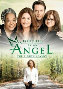 TOUCHED-BY-AN-ANGEL-SEASON-8-New-Sealed-6-DVD-Set