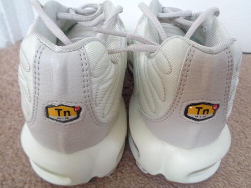 Nike Air Max Plus PRM Wmns Zapatillas Zapatilla 848891 002 UK 6 EU 40 nos 8.5 Nuevo   Caja