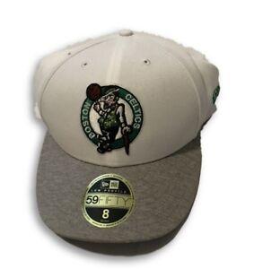 brand new c96f6 b4bf5 Image is loading NWT-New-Boston-Celtics-New-Era-59Fifty-Low-