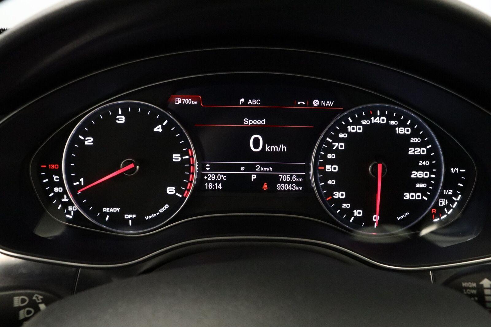 Audi A6 TDi 190 Ultra Avant S-tr.