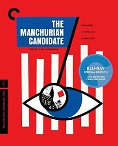 The Manchurian Candidate (Criterion Collection) [New Blu-ray]
