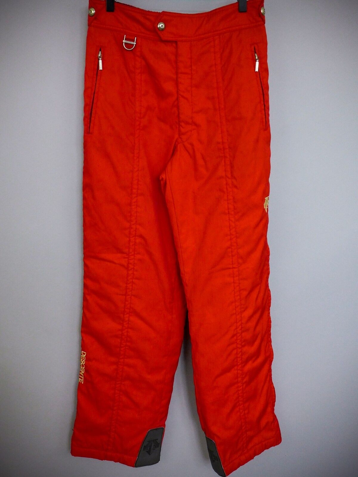XII368 Men Descente Skiing  Snowboarding Trousers 44 XS W30 L32  free shipping & exchanges.