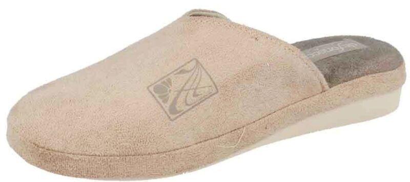 De Fonseca Ciabatte Pantofole Invernali Donna Mod. Verona W216 Tortora Slippers