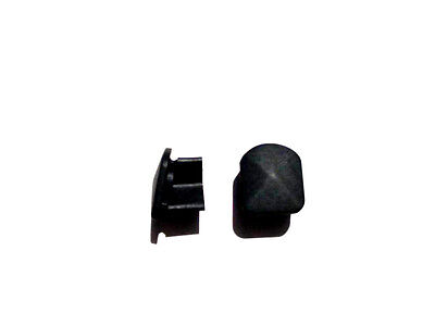 PAIR CLASSIC MORRIS MINOR JACKING POINT RUBBER BUNG