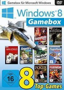 PC Computer Spiel ***** Windows 8 Gamebox *******************************NEU*NEW