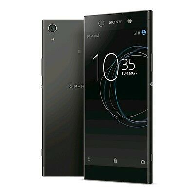 "Deal 11: New Imported Sony Xperia XA1 Ultra Duos 32GB 4GB 6.0"" 23MP 16MP Black"