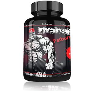 Dyanabol-Fatburner-Diaet-Kapseln-Fettverbrennung-Carnitin-Tabletten-Burner-Pack