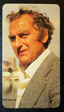The Sweeney Inspector Morse Actor  John Thaw    Superb Photo Card ##  Exc