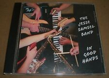 In Good Hands The Jesse Samsel Band~2006 Private NW Funk Jazz Rock CD-R~FAST!!!