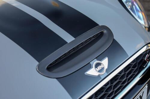 Mini Cooper F56 Carbon Fibre Bonnet Scoop CoverJCWCooper S210