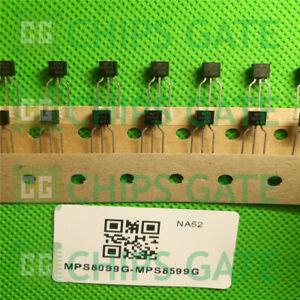 35-pares-de-transistores-MOTOROLA-en-TO-92-MPS8099-MPS8599-MPS8099G-MPS8599G