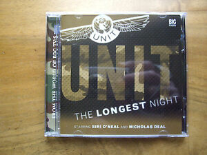 UNIT The Longest Night 2005 Big Finish Audio Book CD - <span itemprop='availableAtOrFrom'>Leven, United Kingdom</span> - UNIT The Longest Night 2005 Big Finish Audio Book CD - Leven, United Kingdom