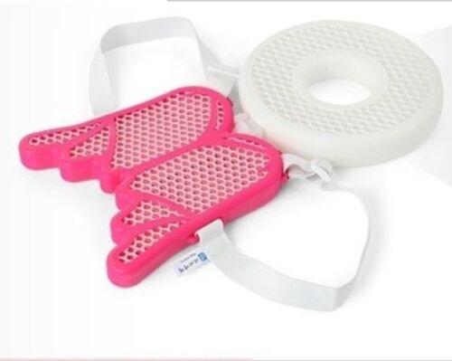 Baby Infant Head Back Protection Protecteur De Sécurité Pad Coussin Air Mesh Corée PK