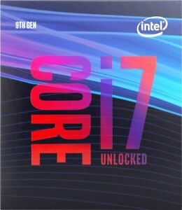 Intel - Core i7-9700K 9th Generation 8-Core - 8-Thread 3.6 GHz (4.9 GHz Turbo...