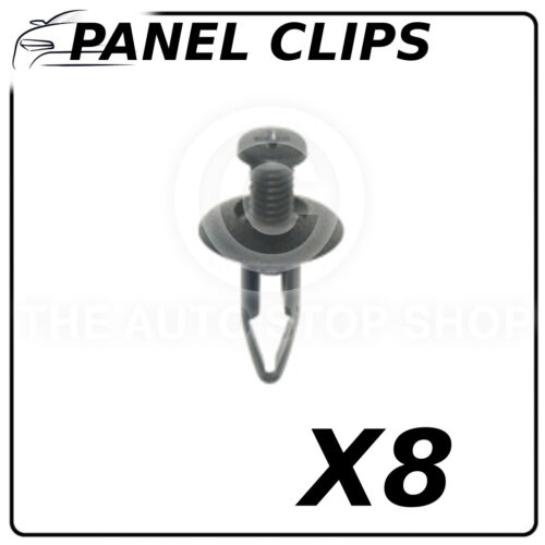 Panel Clips Wheels Arch For Nissan Micra//Mitsubishi Pajero Part 11776 Pack of 8