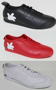 quality design 59c77 86310 Details about ONITSUKA TIGER DISNEY SNEAKERS by ASICS MEXICO 66 UNISEX  SHOES MICKEY MOUSE NEW