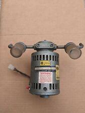 Gast Mfg Vacuum Pump 1531 186 G288x