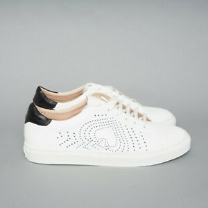 Kate Spade Perforated White Sneaker