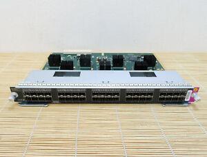 Cisco-ws-x4640-CSFP-E-Cisco-Catalyst-4500e-Series-40-sfp-80-C-SFP-port-1000-BASEX