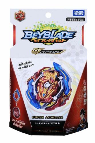 Retsu Japón Oficial Takara Tomy Beyblade Ráfaga B-150 Unión Aquiles Cn XT