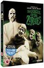 Plague of The Zombies 5055201821003 Blu-ray Region B