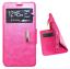 Custodia-Pelle-Libro-Portafoglio-Per-Motorola-Moto-E4-Plus-Protezione-Opzionale miniatura 5