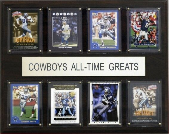 NFL San Francisco 49ers All-Time Greats Plaque