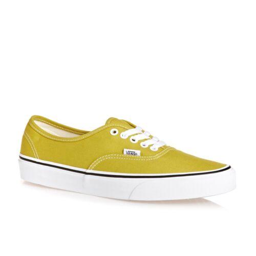 Authentic Lona Blancas Verde Hombre Traje 12 Vans Zapatos 0w6qdx0v