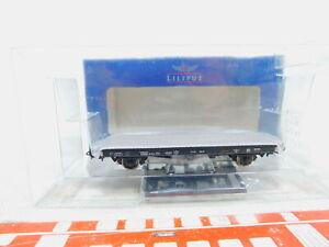 BY232-0-5-Liliput-H0-DC-L221562-Flachwagen-477-014-Xflm-36-DB-NEUW-OVP