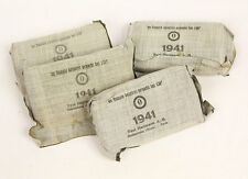 Pansement règlementaire 1941 Wehrmacht WW2  (matériel original)