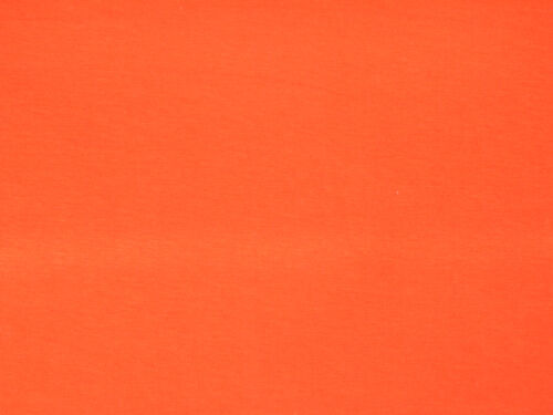 ca.152cm orange Jersey Viscose Stretch