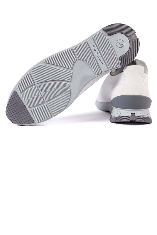 HBY Hudson Blancleather SIME Noir à Baskets Lacets Baskets Chaussures Baskets à 10 44 8 42 64861e