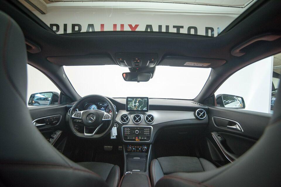 Mercedes CLA220 2,2 CDi AMG Line SB aut. Diesel aut.