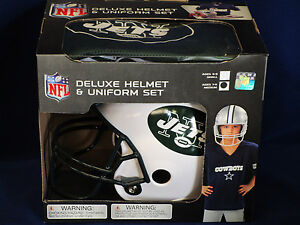 79538f98 Details about NEW YORK JETS Halloween Costume - KIDS Medium DELUXE YOUTH  UNIFORM SET