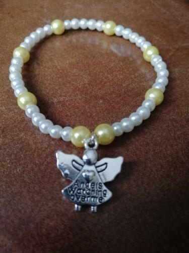 Ribbon. Baby loss bracelet Miscarriage Keepsakes Angel Awareness