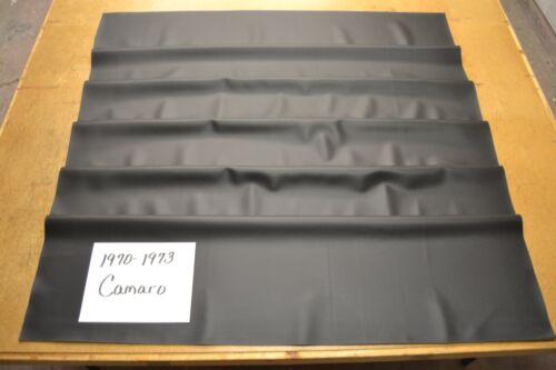 1970 70 1971 71 1972 72 1973 CAMARO FIREBIRD BLACK CARBON FIBER LOOK HEADLINER