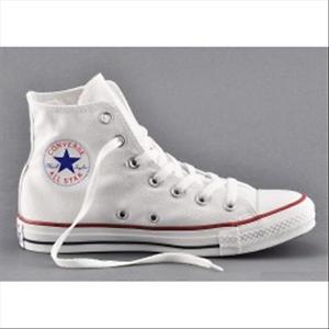 Estrellas Todas Converse Zapatos Wht Hi Las 44 6pBnxaq