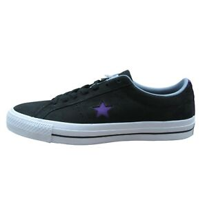 b280b227b8103d Converse Dinosaur Jr One Star Sneakers Size 10 Mens Black Lunarlon ...