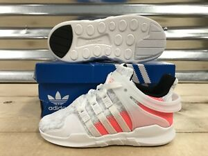 7963e1280071 Details about Adidas Originals EQT Support ADV I Toddler Shoes White Turbo  SZ ( BB0548 )