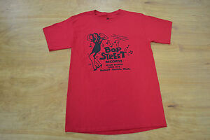 Bop-Street-Records-T-shirt-New-pre-shrunk-15-for-S-M-L-XL-20-for-XXL