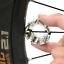 8 Way Spoke Nipple Wrench Key Bike Cycle Wheel Rim Wrench Spanner Tool Silver