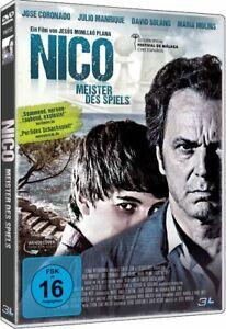 NICO-MEISTER DES SPIELS - GARCIA,ABRIL    DVD NEUF