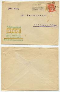 05136-tampon: évite Radio Troubles-berlin 23.2.1932 - Populaire Ami-gen - Berlin 23.2.1932 - Volksfreundfr-fr Afficher Le Titre D'origine