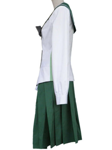 High School of the Dead School Uniform Skirt Cosplay Costume