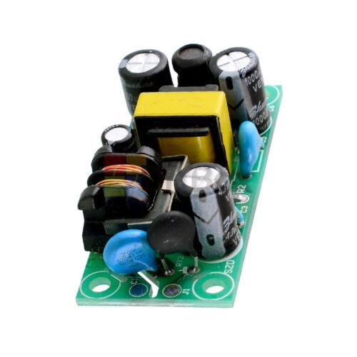 5x AC-DC 5V 1A Step Down Power Supply Module Adaptor Transformer Buck Converter