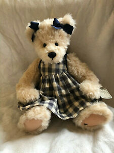 Cottage Collectibles 20 Yes No Jointed Teddy Bear Misty 20 By Ganz Q Ebay