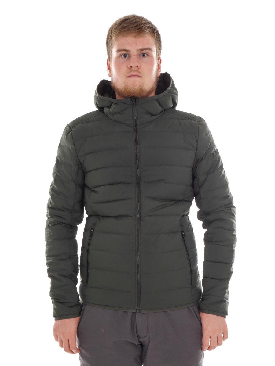 Función CMP chaqueta tiempo libre  chaqueta chaqueta verde Stretch Teflon ® está  salida