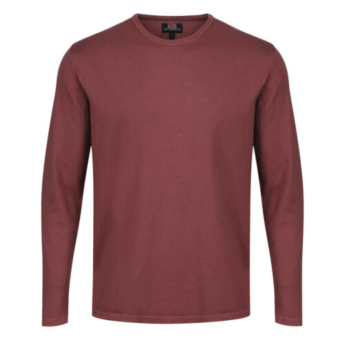 NEXT™ Mens Cotton Rich Long Sleeve Crew Neck Jumper Top New Sweater Pullover
